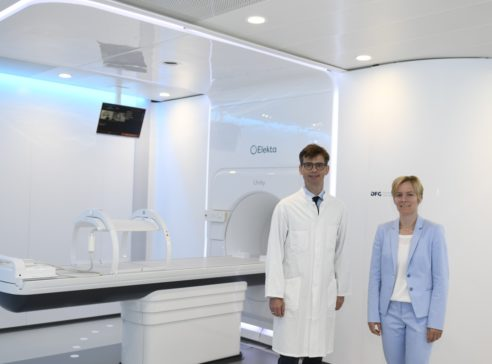 Early clinical experience with Elekta Unity in Germany