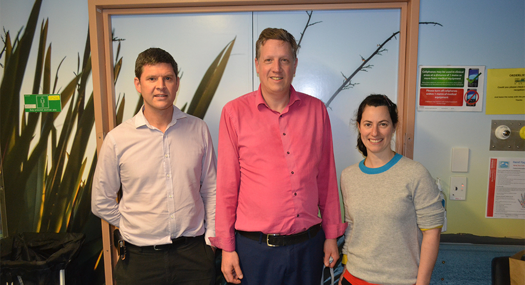 New Zealand clinicians deliver patient-friendly SABR lung in under two minutes
