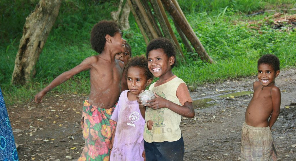 Paying it forward in Papua New Guinea