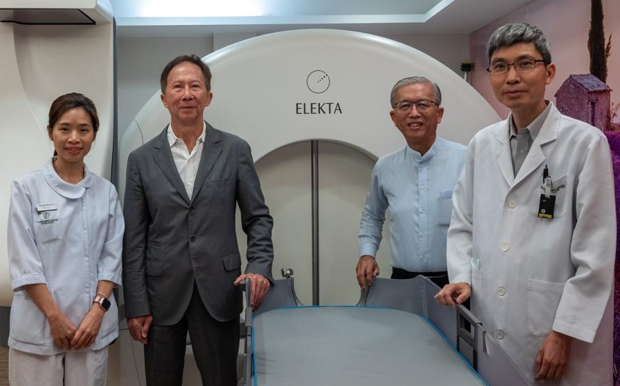 Next-generation treatment plan optimizer supercharges Gamma Knife radiosurgery planning at The Brain Centre
